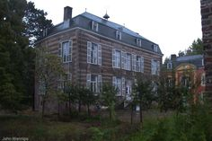 Kasteel Strijthagen te Schaesberg