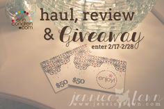 Erin Condren Haul, Review & Giveaway | Jessica Fawn