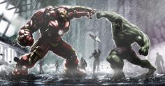 When Titans Clash!  Please let me know the artist name  #marvelcomics #Comics #marvel #comicbooks #avengers #captainamericacivilwar #xmen #xmenapocalypse  #captainamerica #ironman #thor #hulk #hawkeye #blackwidow #spiderman #vision #scarletwitch #civilwar #spiderman #infinitygauntlet #blackpanther #guardiansofthegalaxy #deadpool #wolverine #daredevil #drstrange #infinitywar #thanos #magneto #cyclops http://ift.tt/2bCfpDJ
