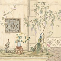 15 Best Wallpaper Paul Montgomery Images Chinoiserie