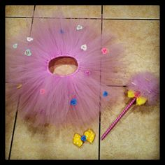 Valentine Tutu, wand and bow set, $45 plus shipping  www.facebook.com/momma4luv