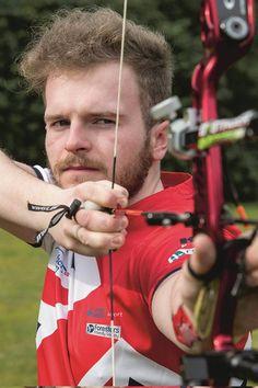Patrick Huston - Archery.