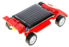 By far the least expensive gift on our list, the Deal Extreme mini solar-powered car is great for young boys who might be a bit too young for more mature solar-powered toy cars, but who would still benefit from a little solar education.