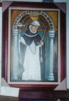 Fray Domingo de Betanzos fundador de los dominicos en México, Guatemala y Filipinas.