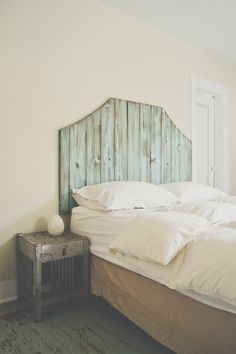 Freshen up your bedroom with a new headboard! Head to HGTV.com for inspiration from the trendiest headboards out there.