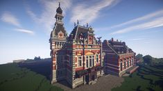 Grand-Palace-Train-Station-Minecraft-HD-Wallpaper-03.png (1920×1080)