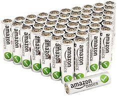 AmazonBasics AA Performance Alkaline Batteries (48-Pack) >>> LEARN MORE @ http://www.gelfiltration.com/store/amazonbasics-aa-performance-alkaline-batteries-48-pack/?a=1656