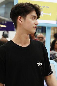 Asian Boy Haircuts, Asian Haircut, Haircuts For Men, Korean Men Hairstyle, Korean Short Hair, Short Grunge Hair, Gents Hair Style, Androgynous Hair, Curly Hair Men