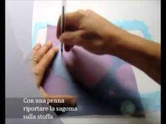Cucito Creativo: Risvoltare e imbottire cuori di stoffa con Rigirella by Angeli di Pezza - YouTube