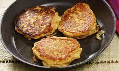 Kartoffelstock-Rüebli-Tätschli - Rezepte - Schweizer Milch Iron Pan, It Cast, Food, Drink, Food Portions, Food Food, Swiss Guard, Pepper, Milk