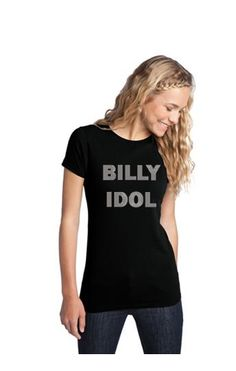 ae67c2ba852126 11 Best Official Billy Idol by Bling Is The New Black images ...