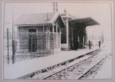 Sant Andreu Arenal, Barcelona Fotografia de l'estació, dels principis.