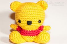 Amigurumi – Baby Winnie Puuh häkeln