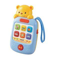 Vtech Baby Muziekspeler  Laat je kindje muziek luisteren met de Baby Muziekspeler van Vtech.  EUR 10.99  Meer informatie