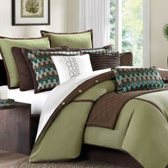 Alfresco Comforter Set.