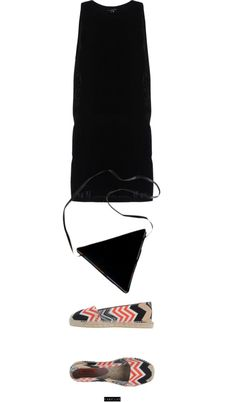 """""""geometric"""" by fabuluz ❤ liked on Polyvore"""