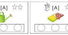Delfynus - Une maitresse qui vous veut du bien: Cartes à Pinces : place du son dans le mot School, Conscience, Vietnam, Learn To Read, Kids Learning, 1st Grades, Preschool