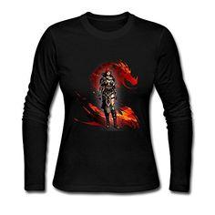 AOPOCA Women's Long Sleeve Guild Wars 2 Tee Shirts M, http://www.amazon.ca/dp/B01931WXO2/ref=cm_sw_r_pi_awdl_x_DsJfybFN1W2F1