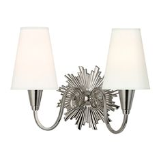 Bleecker Wall Sconce by Hudson Valley Lighting