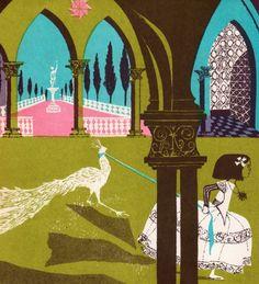 the pavo and the princess by Evaline Ness
