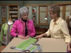 Learn to create an easy trim detail for jackets and other fashions (+Pla...