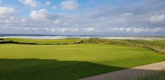 Standing on the putting green at Trump Doonbeg, making a few practice putts before a Concierge Golf Ireland golf tour is starting. Loving golfing in Ireland. Golf Ireland, Golf Tour, Golf Tips For Beginners, Putt Putt, Tour Operator, Golf Courses, Tours, Concierge, Pictures