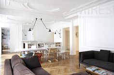 Family apartment in