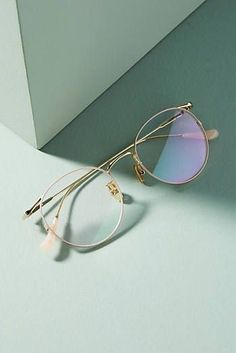 fashion eye glasses Barely There Reading Glasses Glasses Frames Trendy, Fake Glasses, Cool Glasses, Circle Glasses, Glasses Trends, Lunette Style, Cute Sunglasses, Sunnies, Mirrored Sunglasses