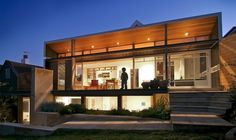 Battery Point house by Richard Lee Architecture and Archishack P/L