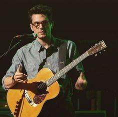 John Mayer. Well. Being John Mayer.