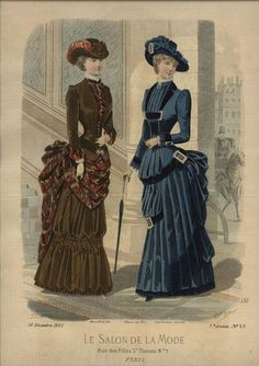 Le Salon de la Mode 1882