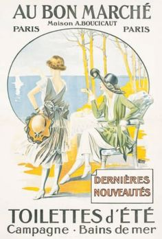 A la Place Clichy costume zéphir... by Jules Chéret, 1880. National ...