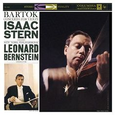 Bartok+Concerto+For+Violin+Isaac+Stern+LP+180g+Vinyl+Bernstein+Columbia+Speakers+Corner+Pallas+EU+-+Vinyl+Gourmet
