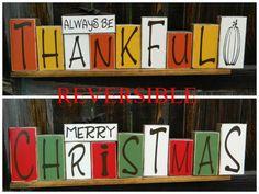 Christmas Blocks, Christmas Signs, Christmas Projects, Christmas Diy, Merry Christmas, Christmas Wood Block Crafts, Christmas Island, Christmas Stuff, Christmas 2019