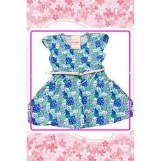 Vestido Para Nena gatitos primavera Nueva temporada primavera verano Glam girl puro Glam kids