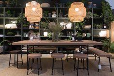 Ikea collezione sinnerlig ilse crawford lampade da tavolo