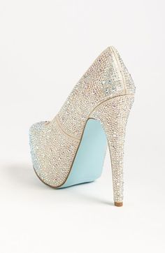 Blue by Betsey Johnson 'Wish' Pump | Nordstrom  *01