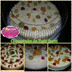 Cheesecake de Tutti frutti