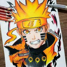 Drawing by: … – Anime Ideas Naruto Shippuden Sasuke, Anime Naruto, Minato E Naruto, Fan Art Naruto, Wallpaper Naruto Shippuden, Naruto Cute, Naruto Wallpaper, Boruto, Wallpaper Fofo