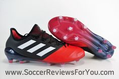 To see more pictures and video of the New adidas ACE 17.1 Leather boots  with discount coupon codes click the link above. d7340c10d45