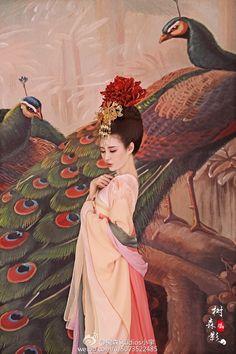 Geisha, Der Jen, Frida, Frida Kahlo, Chinese, Art... Wallpaper... By Artist Unknown...