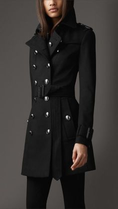 Trench Coats for Women | Burberry | Trench, Cotton and Military