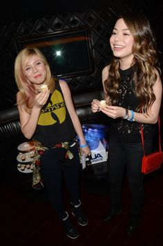 Miranda Cosgrove Jennette McCurdy Photos: AQUAhydrate Hosts Private Event At Hyde Lounge For Bruno Mars & Ellie Goulding Concert