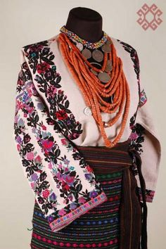 Сорочка з колекції Віри Матковської :: Борщівські сорочки