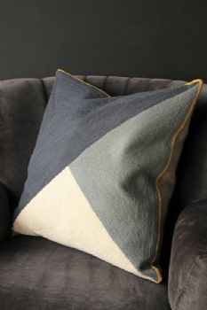 Albers Cushion by Niki Jones