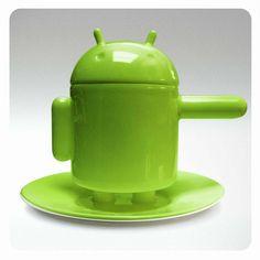 robopresso : Android Espresso Cup
