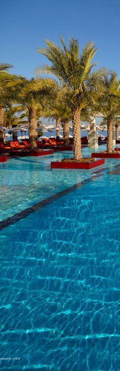 Jumeirah Zabeel Saray...Dubai- ~LadyLuxuryDesigns http://tripadvisor4u.blogspot.com