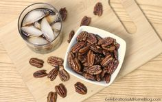 spicy pecans recipe