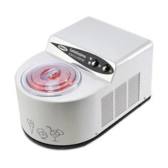 Nemox Gelatissimo Exclusive – Mini PC Caffe Ice Cream At Home, Make Ice Cream, Ice Cream Maker, Gelato Machine, Gelato Maker, Ozone Layer, Stainless Steel Bowl, Frozen Yogurt, Granite