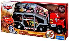Disney / Pixar CARS The Radiator Springs 500 1/2 Off-Road...